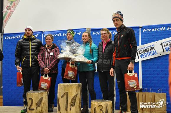 WINTER TRAIL guide des trails podium GT