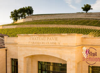 chacc82teau pavie region france