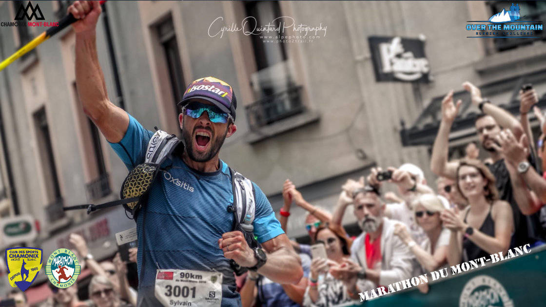 PHOTOs marathon mont blanc