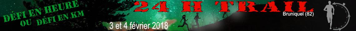 24 Heures Trail , Serez vous prêt à relever le défi ?