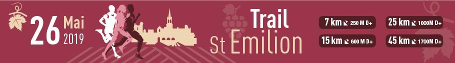 Trail de St Emilion