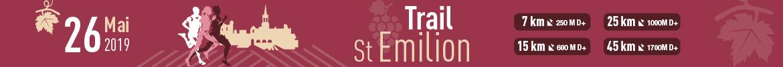 Trail de St Emilion 2019