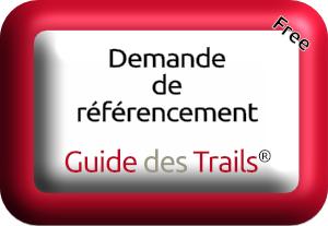 Demande de référencement Guide des Trails calendrier trail 2018